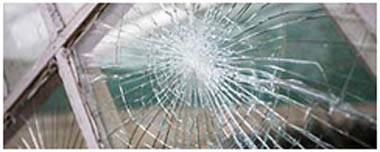 Uttoxeter Smashed Glass